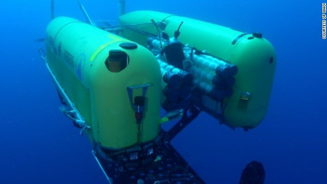 Nereus Autonomous Underwater Vehicle
