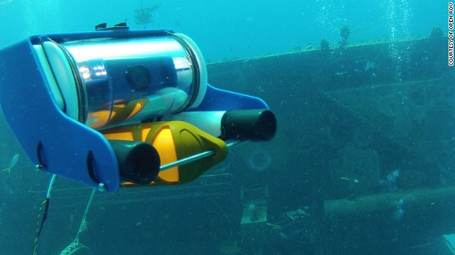 The Open ROV project