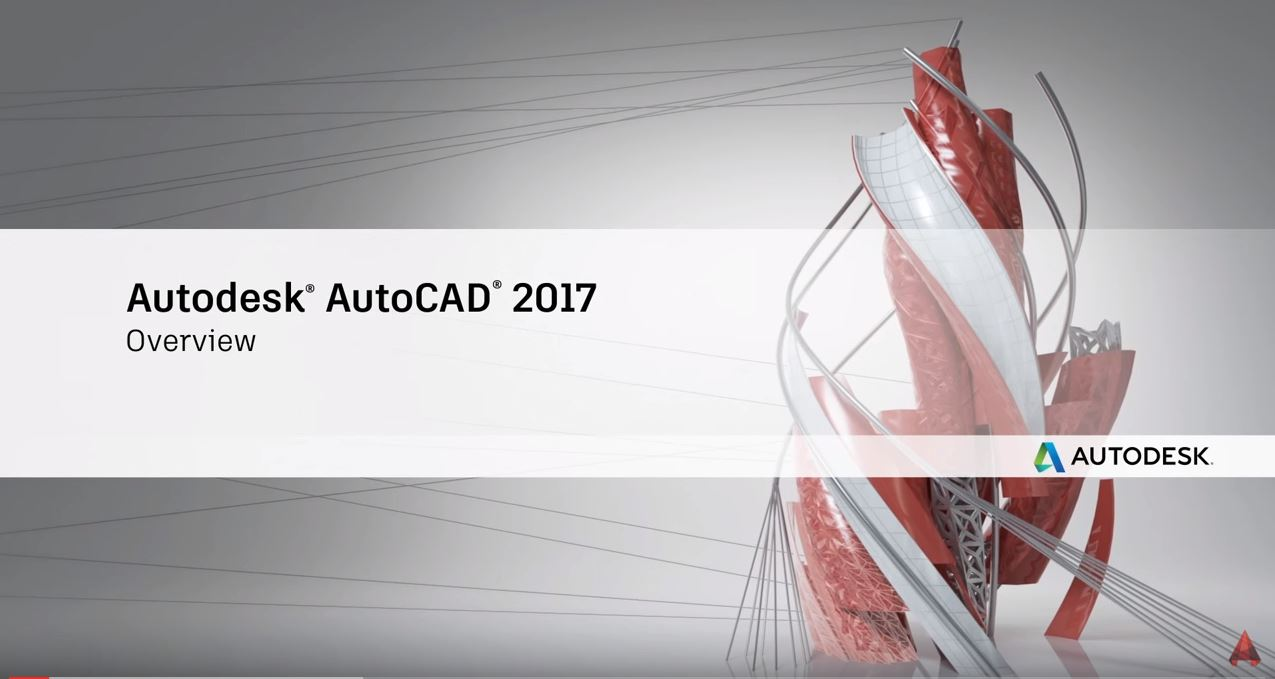 AutoCAD 2017 Overview