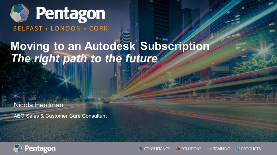 Moving to Subscription