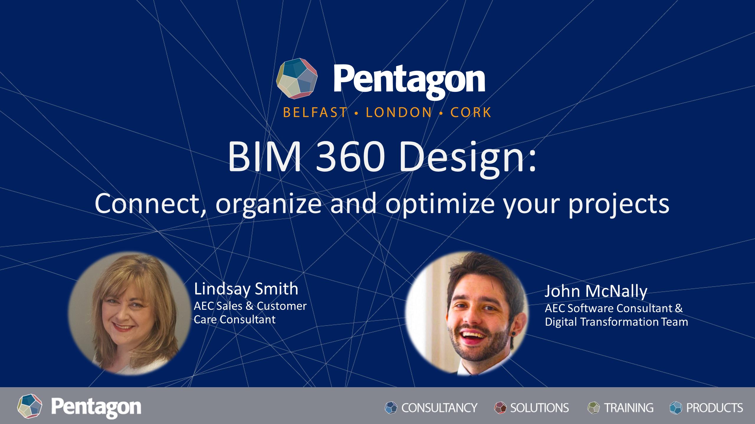 Pentagon Solutions | CAD & EDM Software | BIM Consultants